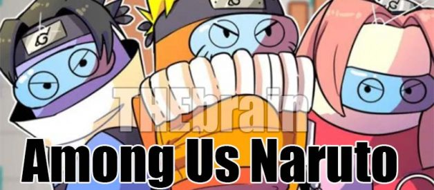 Among Us Naruto