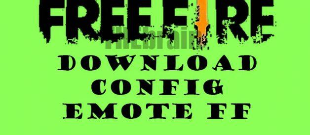 Download Config Emote Ff