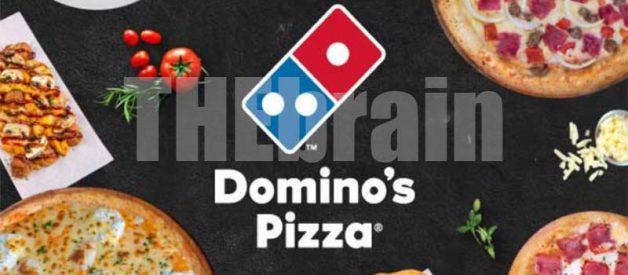Harga Domino's Pizza
