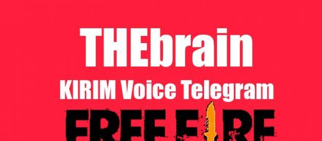 Kirim Voice Telegram
