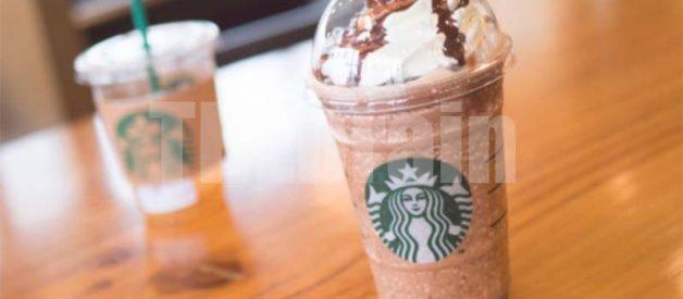 Kopi Starbucks