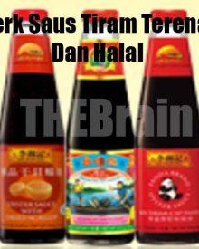 Merk Saus Tiram Terenak Dan Halal