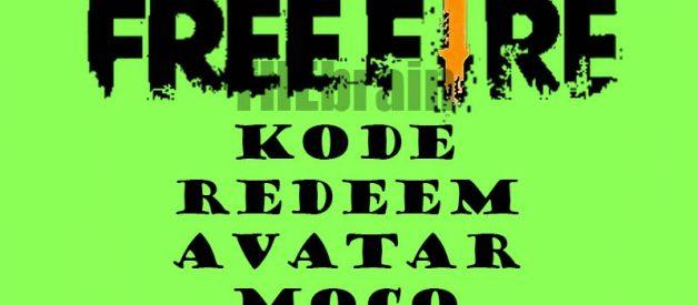 Redeem Avatar Moco