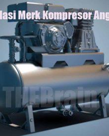 Rekomendasi Merk Kompresor Angin Terbaik