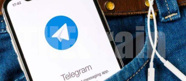 Teman Luar Negeri Telegram
