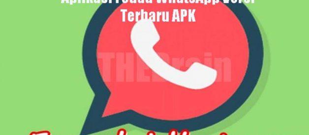 Aplikasi Fouad WhatsApp Versi Terbaru APK