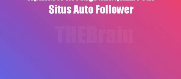 Aplikasi Instagram.qlizz.com Situs Auto Follower