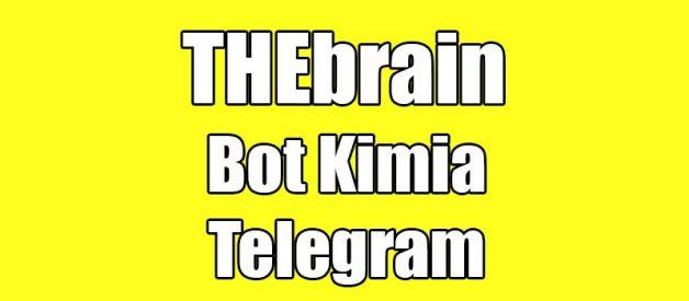 Bot Kimia Telegram
