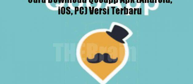 Cara Download Qooapp Apk (Android, iOS, PC) Versi Terbaru