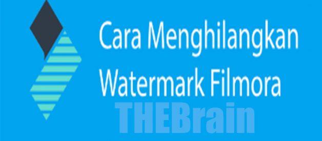 Cara Menghilangkan Watermark Di Aplikasi Filmora