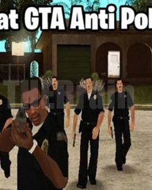 Cheat GTA Anti Polisi Dan Polisi Baik Terbaru