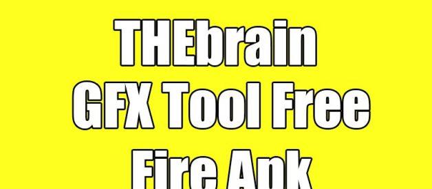 GFX Tool Free Fire Apk