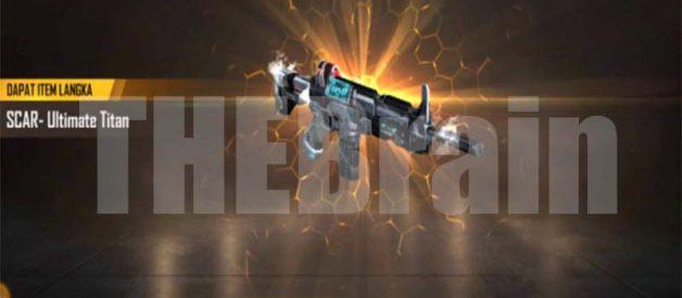 Tool Skin Scar Titan
