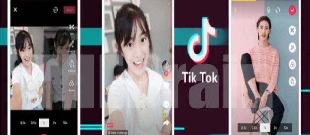 Upload Video TikTok