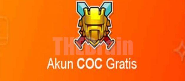 Akun COC Gratis Masih Aktif Terbaru