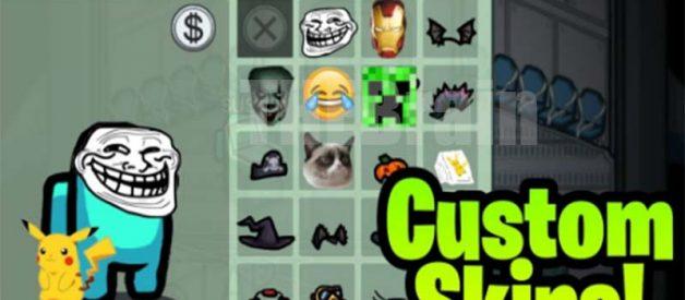 Game Among Us 2.site Custom Skins, Lihat Cara Menggunakannya