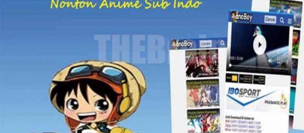 Anoboy Aplikasi Nonton Anime Sub Indonesia Terbaru