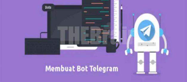 Cara Buat Bot Telegram Tanpa Coding Atau PHP