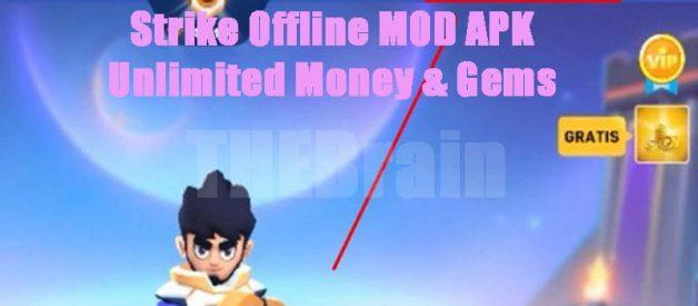 Cara Dapatkan Heroes Strike Offline MOD APK Unlimited Money & Gems