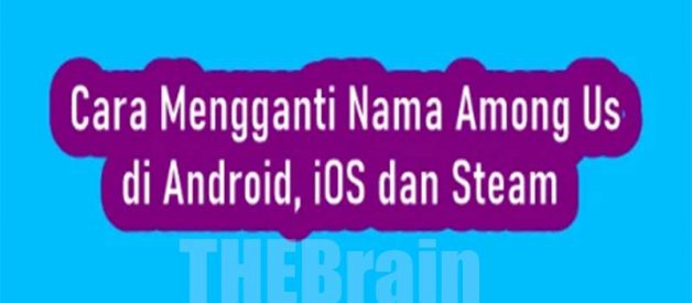 Cara Ganti Nama Among Us Di Android, iOS Dan Steam