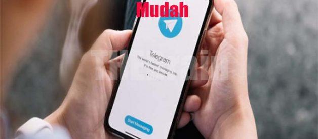 Cara Gunakan LRP di Telegram, Mudah!