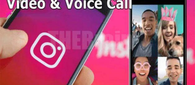 Cara Gunakan Video & Voice Call Instagram Terbaru