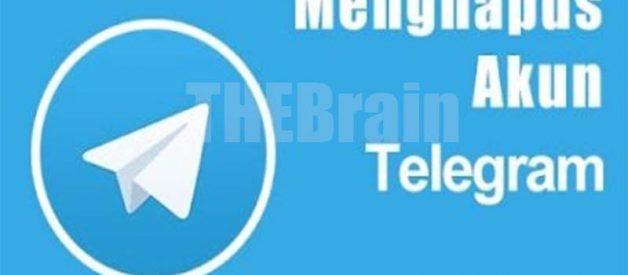 Cara Keluar Dari Akun Telegram Selamanya