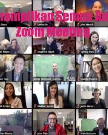 Cara Menampilkan Semua Anggota Di Zoom Meeting