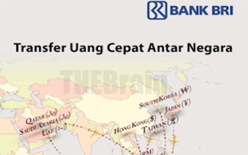 Cara Transfer Uang Dari Luar Negeri Ke Bank BRI, Mudah!