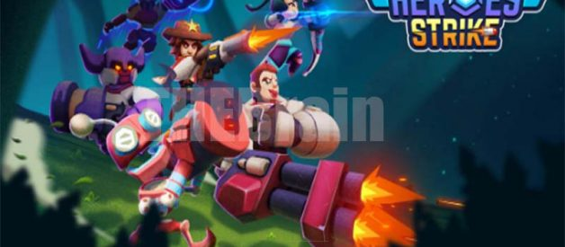 Cara Unduh Heroes Strike Offline MOD APK Unlimited Money & Gems Terbaru