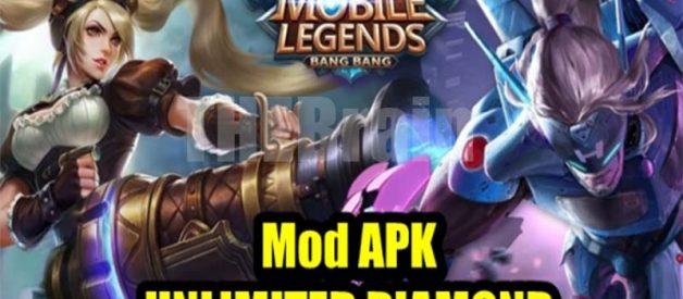 Dapatkan Mobile Legends Mod Apk Unlimited Diamond Terbaru
