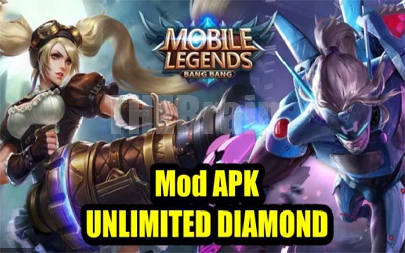 10100+ Mod Mobile Legend Unlimited Diamond Gratis Terbaru