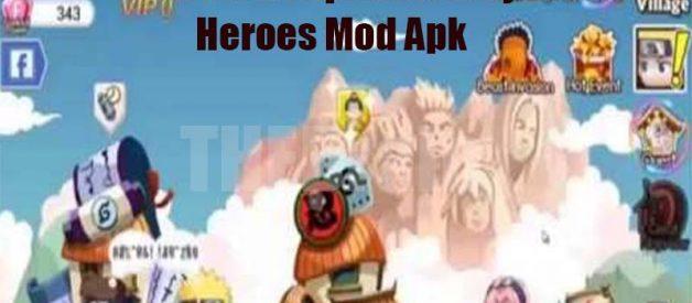 Download Aplikasi Ninja Heroes Mod Apk