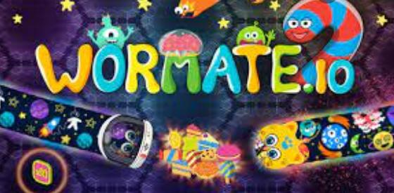 Download Wormate io Mod Apk Unlimited Money Android Terbaru