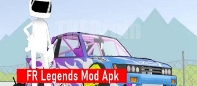 Cara Bermain FR Legends Mod Apk v0.2.6 Unlimited Money Terbaru