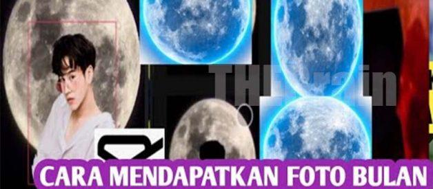 Foto Bulan Untuk Jedag Jedug (Capcut, Alight Motion, Kinemaster, Inshot)