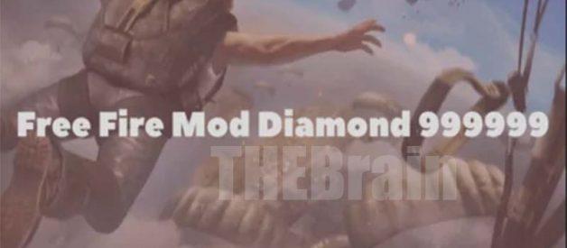 Cara Gunakan Free Fire Mod Diamond 999999 Terbaru