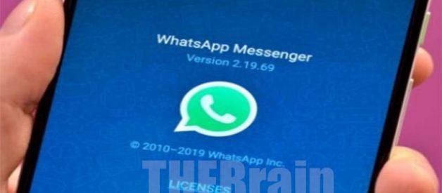 Gingerbread, Versi Android Tidak Bisa Pakai WhatsApp