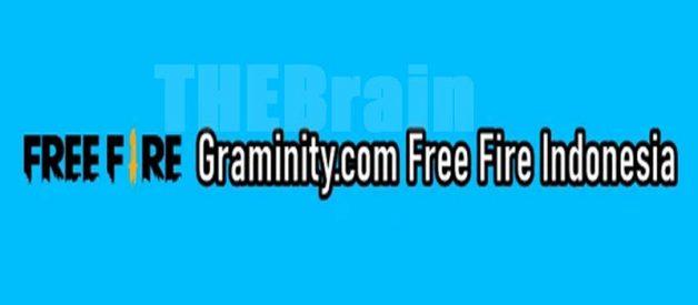 Graminity com Free Fire Indonesia, Situs Hack Diamond Gratis