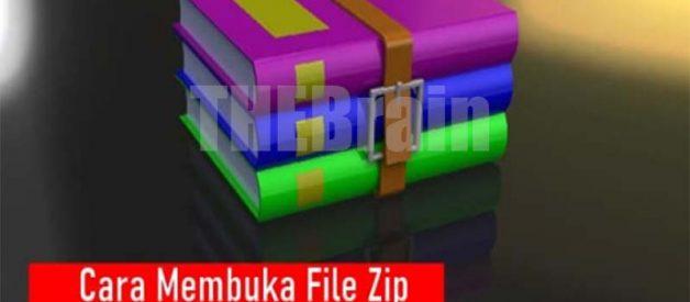 Kiat Buka File Zip Dipassword Atau Terkunci