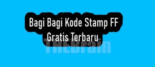 Bagi – Bagi Kode Stamp FF Gratis