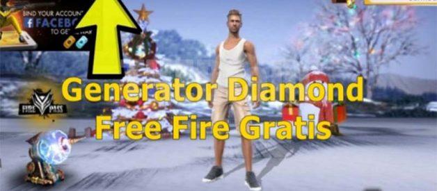 Mengenal Generator Diamond FF