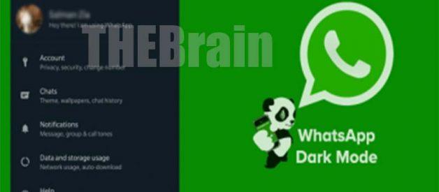 Cara Gunakan Mode Gelap Atau Dark Mode Di WhatsApp