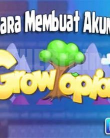 Daftar Akun Growtopia Dengan