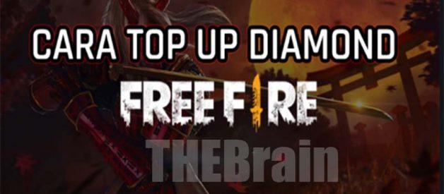 Langkah Untuk Top Up Diamond Ilegal FF Termurah!