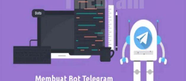 Cara Membuat Bot Telegram Tanpa Coding atau PHP