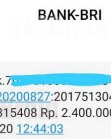 Berapa Lama Pengiriman Uang Dari Luar Negeri Sampai Ke Bank BRI?