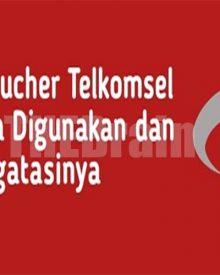 Alasan Kode Voucher Telkomsel Tidak Bisa Di Gunakan
