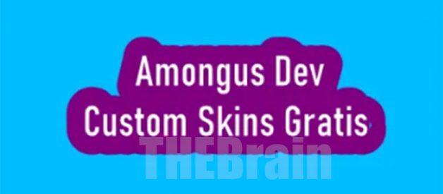 Cara Gunakan Amongus Dev Custom Skins Gratis, Situs Hack Skin Among Us