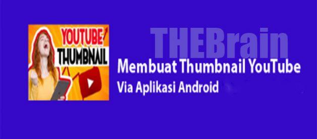 Aplikasi Android Membuat Thumbnail Video YouTube